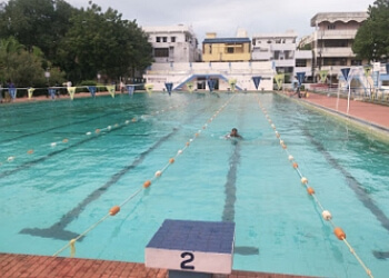 Vijayawada Municipal Corporation Swimming Pool