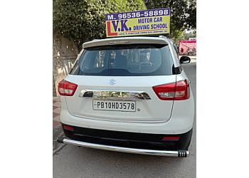 Vk Motor Car Driving School Ludhiana Punjab
