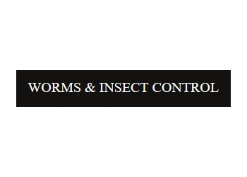 WORMS & INSECT CONTROL