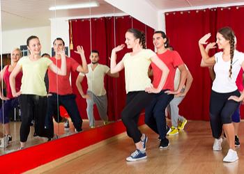 Zig Zag Dance Class