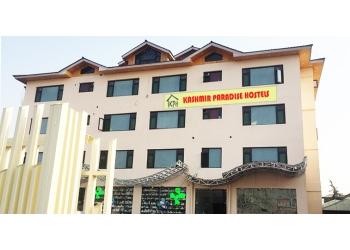 kashmir paradise hostels